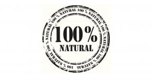 100% Naturale Etichetta